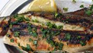 أفضل نوع سمك للشوي
