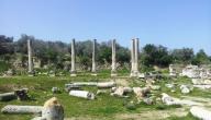 آثار سبسطية
