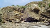 كيف تتكون الصخور