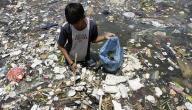 أضرار تلوث المياه