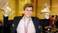 أفضل لاعب شطرنج في العالم