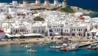 أسماء جزر اليونان