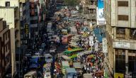 عدد سكان كينيا