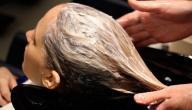 إزالة رائحة البصل من الشعر