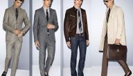 تنسيق ألوان الملابس الرجالية