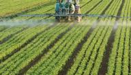 أدوات الزراعة الحديثة