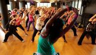 تمرينات رياضية للتخسيس