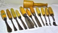 أدوات النحت