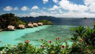 جزيرة بإندونيسيا