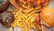 أكلات تزيد الوزن بشكل ملحوظ