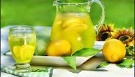 فوائد عصير الليمون للشعر