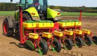 أدوات زراعية حديثة