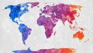 دول قارة آسيا وعواصمها
