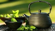 فوائد الشاي الأخضر والزنجبيل للتنحيف