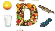 الأكل الذي يحتوي على فيتامين د