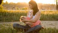 زيادة لبن الرضاعة الطبيعية