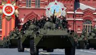 عيد النصر في روسيا