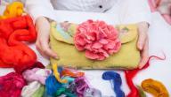 كيفية صنع حقيبة يد بسيطة