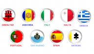 دول جنوب أوروبا