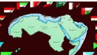الدول العربية في قارة أفريقيا
