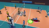 قوانين لعبة كرة الطائرة