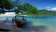 جزيرة لنكاوي بماليزيا