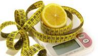 خلطات لإنقاص الوزن في أسبوع