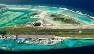 اسم مطار جزر المالديف