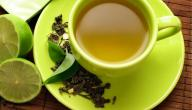 أضرار الشاي الأخضر على الريق
