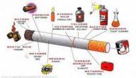 تقرير عن أضرار التدخين