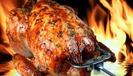 طريقة لتحمير الدجاج