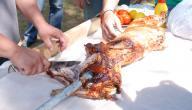 كيف اطبخ لحم الخروف