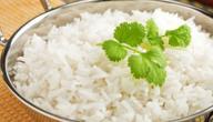 عمل أرز بسمتي