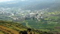 ارتفاع مدينة رام الله عن سطح البحر
