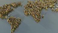 عدد دول العالم حالياً