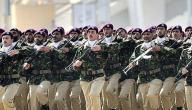 عدد الجيش الباكستاني