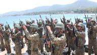 عدد الجيش التركي