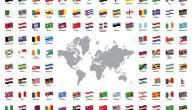 جميع دول العالم وعواصمها