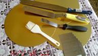 أدوات تزيين التورتة