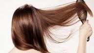 طريقة وضع الصبغة على الشعر