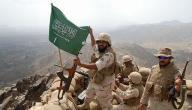 كم عدد أفراد الجيش السعودي