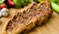 طريقة عمل عرايس اللحم