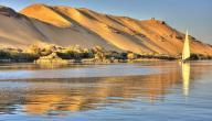 أهم المعالم الاقتصادية على نهر النيل