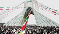 كم يبلغ عدد سكان إيران