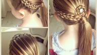 طريقة عمل تسريحات شعر للأطفال