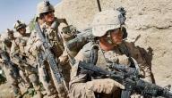 كم عدد أفراد الجيش الأمريكي
