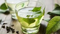 متى يفضل شرب الشاي الأخضر