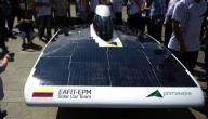 مبدأ عمل الخلايا الشمسية