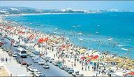 وصف مدينة ساحلية تونسية