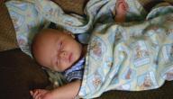 كيف اجعل ابني ينام